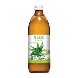 EkoMedica Aloe 99,8% šťava