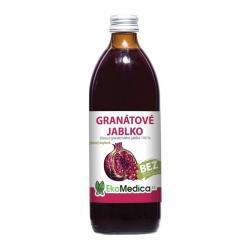 EkoMedica Granátové jablko 100% šťava