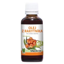 EkoMedica Rakytníkový olej 100% olej