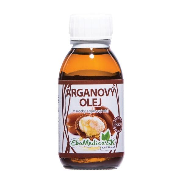EkoMedica Arganový olej 100% olej