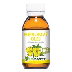 EkoMedica 100% Pupalkový olej