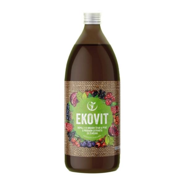 EkoMedica EKOVIT 100% šťava