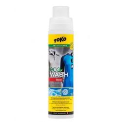 Prací prostriedok TOKO Eco Whool Wash (Vlna/Merino) 250 ml