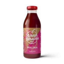 EkoMedica Sirup zdravia Malina 300 ml