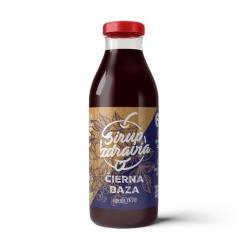 EkoMedica Sirup zdravia Čierna baza 300 ml