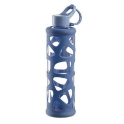 Sklenená fľaša LEONARDO In Giro To Go Blau 500ml